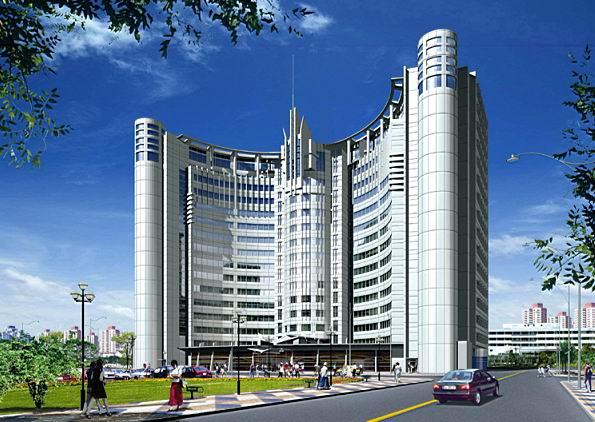 上海市卫生建筑设计研究院有限公司